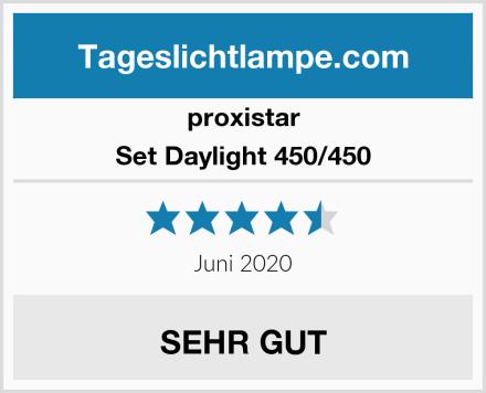 proxistar Set Daylight 450/450 Test