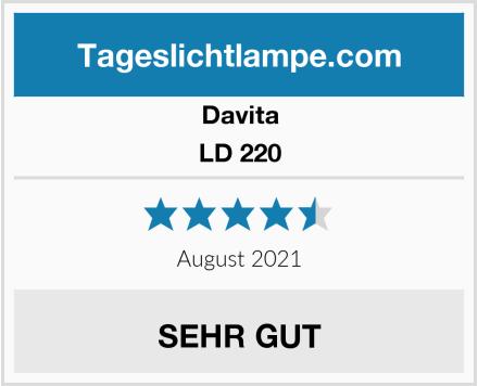 Davita LD 220 Test