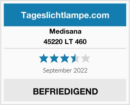 Medisana 45220 LT 460 Test