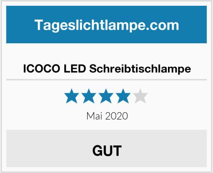 No Name ICOCO LED Schreibtischlampe Test
