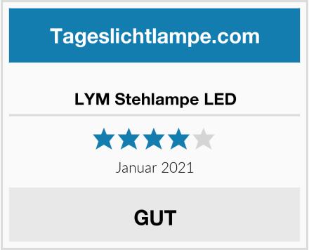 LYM Stehlampe LED Test