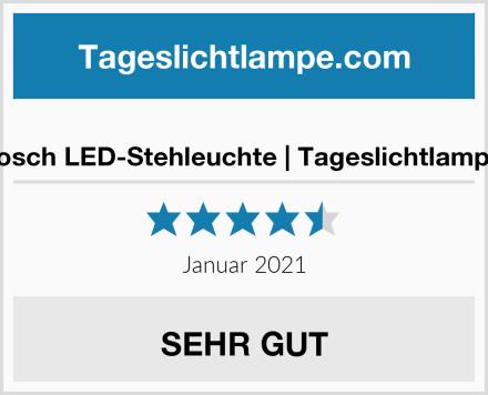 rosch LED-Stehleuchte | Tageslichtlampe Test
