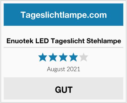 Enuotek LED Tageslicht Stehlampe Test