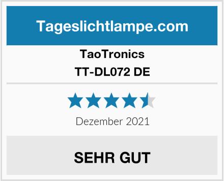 TaoTronics TT-DL072 DE Test
