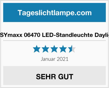 EASYmaxx 06470 LED-Standleuchte Daylight Test