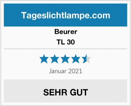 Beurer TL 30 Test