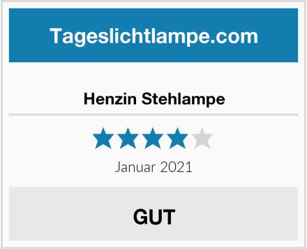 Henzin Stehlampe Test