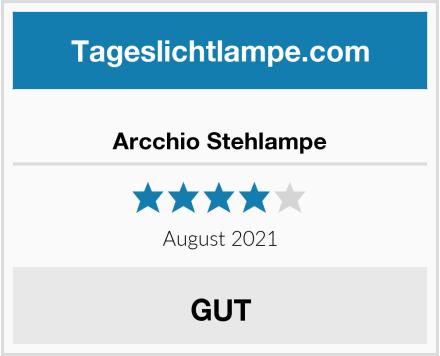 Arcchio Stehlampe Test