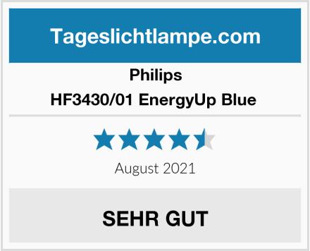 Philips HF3430/01 EnergyUp Blue  Test