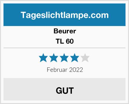 Beurer TL 60 Test
